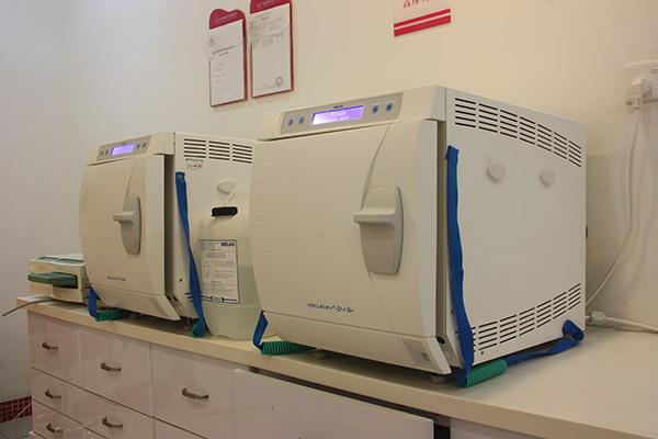 德国MELAG美莱格脉动真空高温高压灭菌器 图片