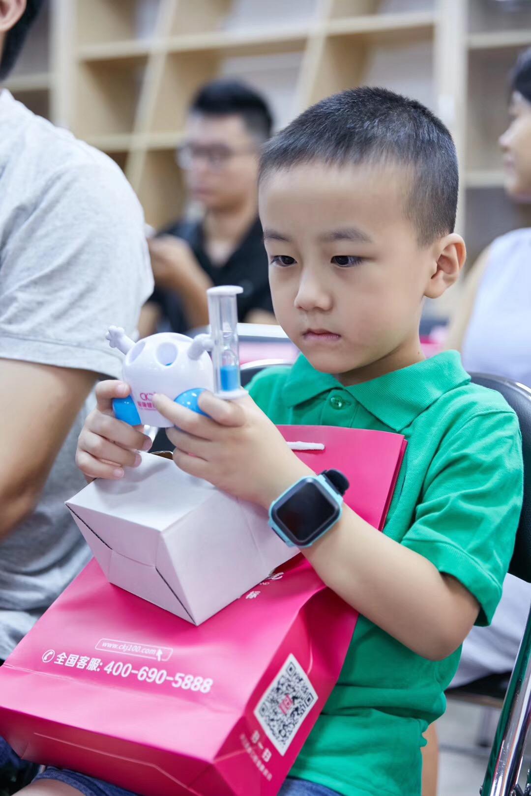 爱康健齿科助力科学育儿家庭亲子阅读DV大赛圆满举行